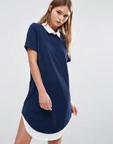 Fashion Union 2 In 1 Shirt Dress