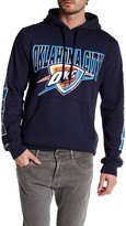 Mitchell & Ness NBA Thunder Hooded Pullover