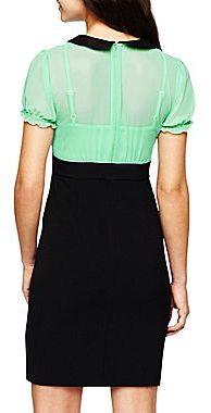 JCPenney Alyx® Peter Pan-Collar Dress – Petite