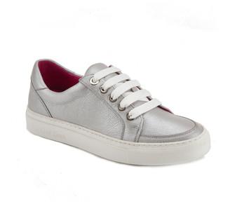 Cara Silver Sneaker