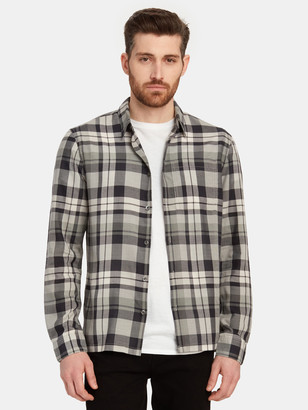 BLDWN Harrison Plaid Button Up Shirt