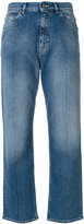Golden Goose Deluxe Brand stonewashed cropped jeans - women - Cotton/Polyurethane - 25