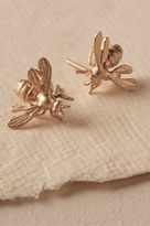 BHLDN Golden Bee Studs