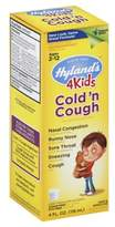 Hyland's 4 Kids 4 oz. Cold 'n Cough Syrup