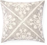 Serena & Lily Camille Scroll Pillow Cover