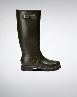 Hunter Men's Balmoral Field Wide Fit Wellington Boots