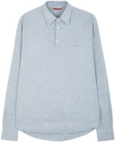 Barena Light Blue Chambray Shirt