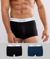 Calvin Klein Modern Cotton Trunks 2 Pack