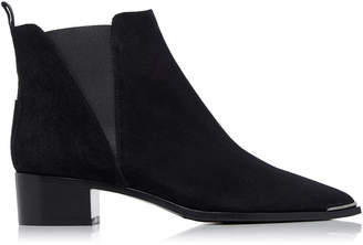 Acne Studios Jensen Suede Ankle Boots Size: 35