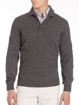 Brunello Cucinelli Cashmere Solid Sweater