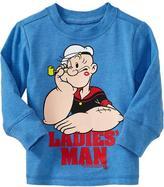 "Old Navy Popeye™ ""Ladies' Man"" Tees for Baby"