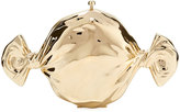 Judith Leiber Couture Candy Butterscotch Hard Clutch Bag, Gold