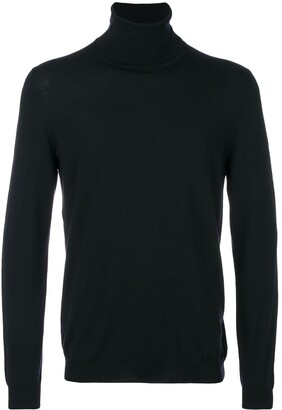 Zanone Turtleneck Sweater