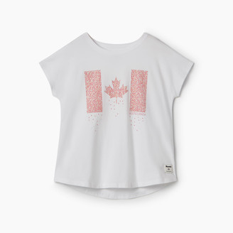 Roots Girls Confetti Canada T-shirt