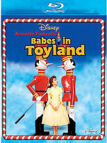 Disney Babes in Toyland Blu-ray
