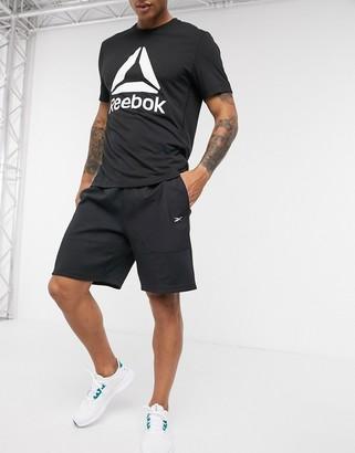 Reebok Training shorts in black