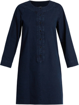 A.P.C. Louxor round-neck cotton dress