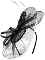 Scala Women's Sinamay Bow Fascinator