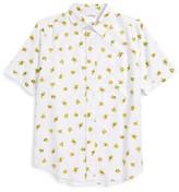 JEM Boy's Pokemon Print Shirt