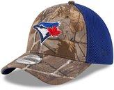 New Era Toronto Blue Jays Realtree Camo Neo 39THIRTY Stretch Fit Hat