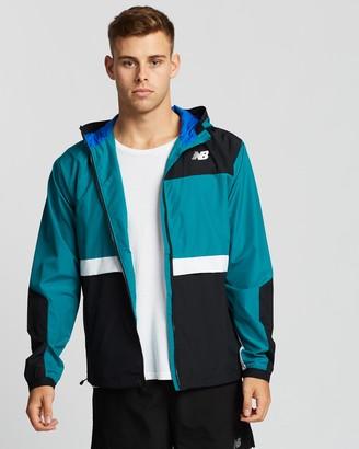 New Balance R.W.T. Lightweight Woven Jacket