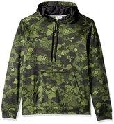 Champion Men's Performance Fleece Pullover Hooded Sweatshirt