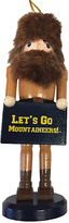 West Virginia Mountaineers Nutcracker Ornament