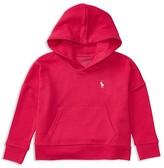 Ralph Lauren Girls' Hoodie - Sizes 2-6X