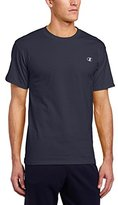 Champion Men's Jersey T-Shirt, Navy, Small