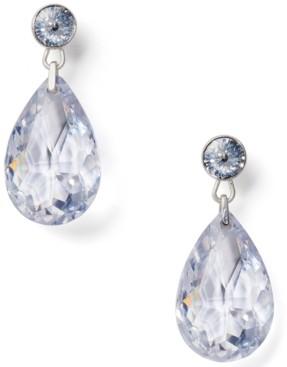 Kate Spade Crystal Teardrop Earrings