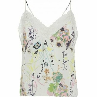 2nd Day Camilou Blissful Floral Camisole - UK 10