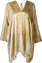 Uma Wang draped tunic