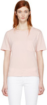 Amo Pink Tomboy Pocket T-shirt