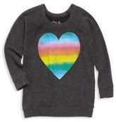 Chaser Toddler's, Little Girl's & Girl's Love Knit T-Shirt