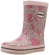 Havaianas Kids' Galochas Prints Rain Crystal Rose Pull-On Boot