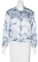 Paige Rosie HW Flo Bomber Jacket w/ Tags