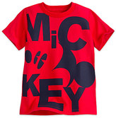 Disney Mickey Mouse Pop Art Tee for Boys
