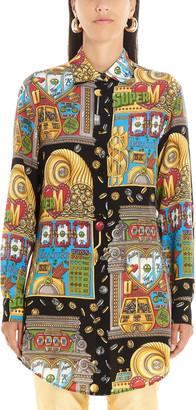 Moschino slot Machine Shirt