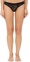 Stella McCartney Women's Elsa Endearing Lace Thong-BLACK