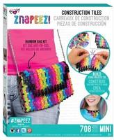 Fashion Angels ZNAPEEZ! Girlwear Hi! Rainbow Crossbody Bag Kit