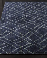 Ralph Lauren Home Fairfield Indigo Rug, 6' x 9'