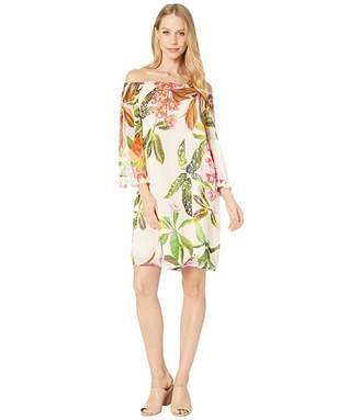 Trina Turk Amaris Dress (Flawless Beige) Women's Dress
