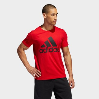 adidas Men's Basic Badge of Sport T-Shirt