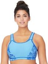 Thumbnail for your product : Glamorise Women's Elite Performance Adjustable Sport Bra Soft Cup Plain Sports Bra