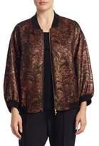 Lafayette 148 New York, Plus Size Vander Knitted Jacket