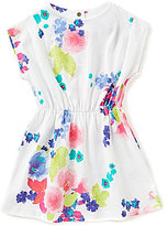 Joules Baby/Little Girls 12 Months-3T Annabelle Floral-Print Dress