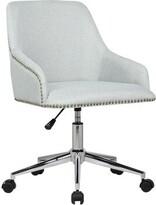 Lovelace Task Chair Winston Porter Upholstery Color: Gray