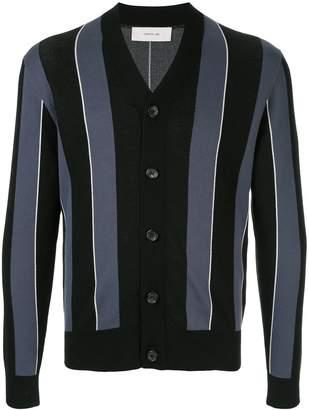Cerruti striped cardigan