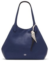 Vince Camuto Polli Leather Tote - Blue