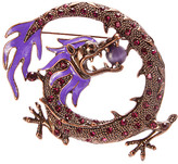 Dragon Optical Frankie & Stein Women's Brooches and Pins - Purple Brooch